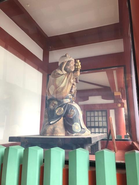 日枝神社 猿4