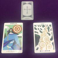 日本の神様カード、日本の神託カード、ルノルマンカード占い