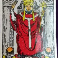 タロット法王カード